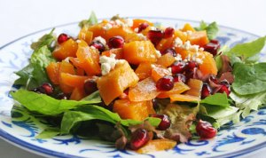golden_beet_and_pomegranate_salad